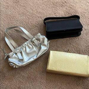 Small formal clutch purses
